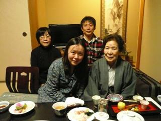 兵庫県からお越しのお客様写真