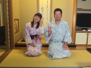 千葉県からお越しのお客様写真