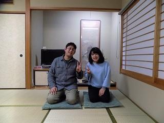 千葉県からお越しのお客様_写真