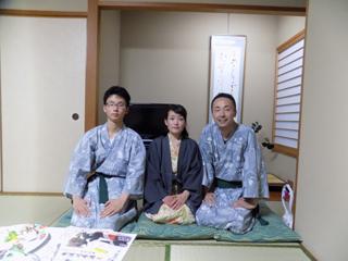 奈良県からお越しのお客様 写真