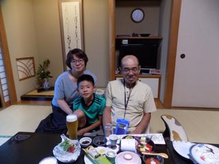 岡山県からお越しのお客様 写真