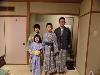 広島県からお越しのお客様 写真